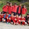 El Prebenjamín-A gana 9-5 en su primer partido del Campeonato de Asturias