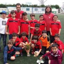 El Astur Benjamín Campeón del Torneo Peña Marigil