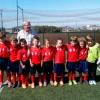 El Astur Prebenjamín-A se lleva el Soccer World Prebenjamín de Gijón
