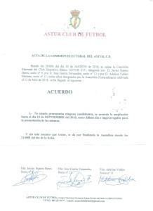 COMITE ELCTORAL ASTUR 001